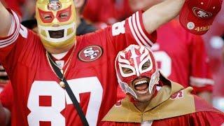 49ers Fans BEAT UP Vikings Fan | What