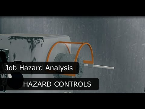 Job Hazard Analysis - Controlling Hazards (Hierarchy of Controls)