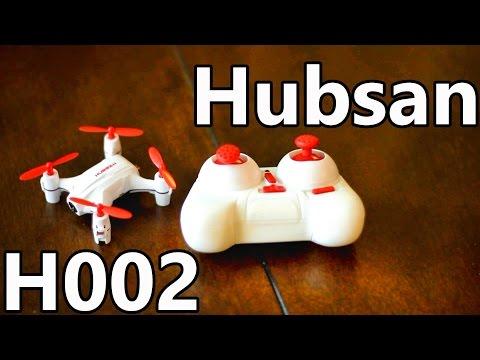 Nano Camera Drone Packing MASSIVE Fun - Hubsan H002 Quadcopter - TheRcSaylors