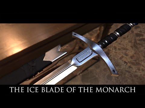 TES V - Skyrim Mods: The Ice Blade Of The Monarch
