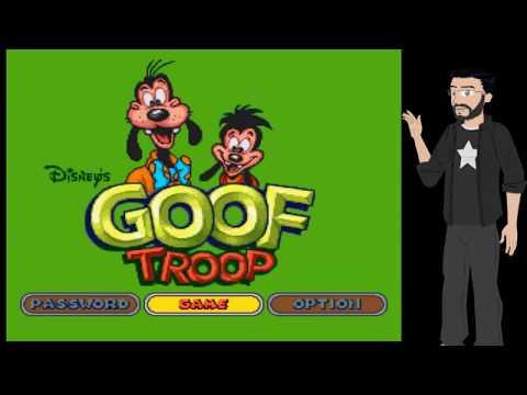 Tio Dan - Pateta e Max (Goof Troop) - Snes - Part 01