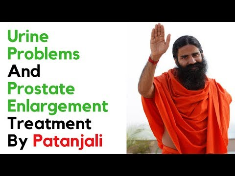 Urine Problems And Prostate Enlargement Treatment By Patanjali | Cure Prostate Without Surgery