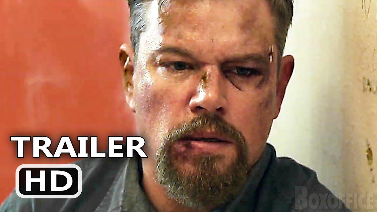 STILLWATER Official Trailer (2021) Matt Damon Movie HD