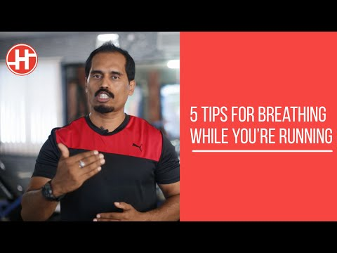 5 tips for breathing while running: Fitness Tip #2