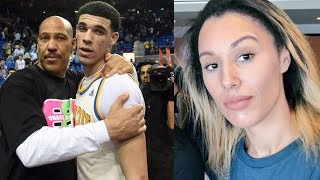 Lonzo & LaVar Ball Get Put on BLAST by Ben Simmons