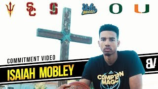 Isaiah Mobley Makes His College Decision