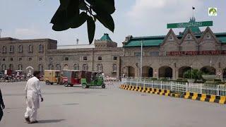 Pakistan Travel By Train Rawalpindi to Kohat KPK Journey 2018