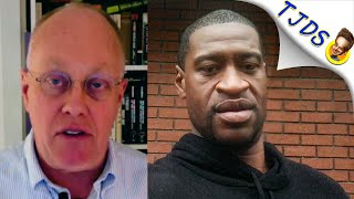 Autopsy Says George Floyd Died Of Natural Causes. w/Chris Hedges