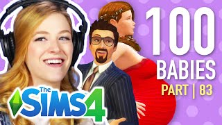 Single Girl Has 99 Babies In The 100 Baby Challenge | Part 83