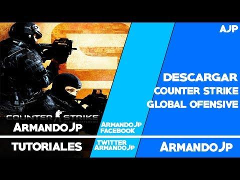 Como Descargar E Instalar Counter Strike Global Offensive [ Full Español ] -  ArmandoJp