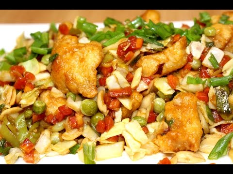 Beijing Chicken Recipe By Food In 5 Minutes