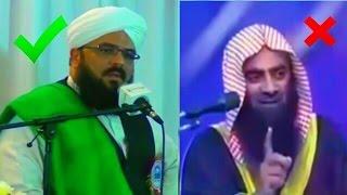 Muzaffar shah quadri best reply to Tauseef ur rahman