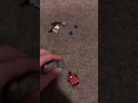 Titanfall 2 LEGO Jack Cooper part1