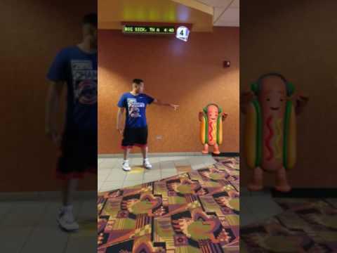 Snapchat hotdog guy filter