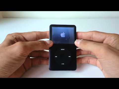 How To Reset Your iPod Classic / Shuffle / Nano