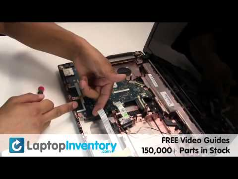 Acer Aspire 7736 5536 Motherboard Replacement Guide, Install Main Board