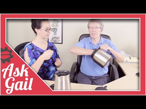 Ask Gail: Cleaning Coffee Carafes