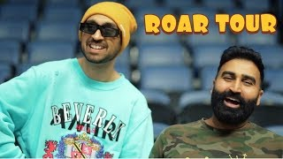 Diljit Dosanjh - Making Of Roar Tour - Episode 1