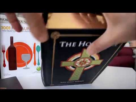 HOLY BIBLE: King James Version Leather Bound