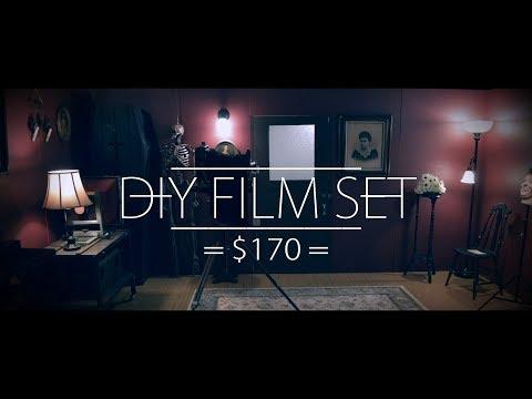 The DIY Home Show Ep7 Part I - $170 DIY Film