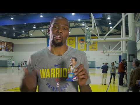 Kevin Durant Special Edition Bobblehead Night- Oracle Arena