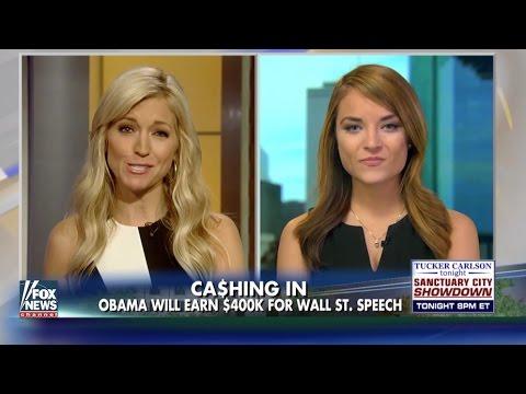 Kristin Tate Destroys Hypocrite Obama on Fox & Friends, Fox News