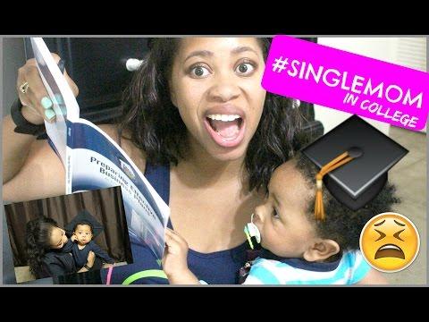Single Mom In College | Tips, Tricks & Hacks!!