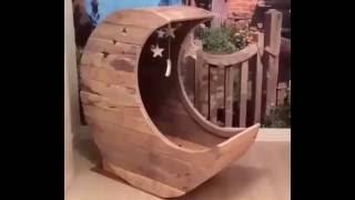 #x202b;رائع شاهد كيفية عمل سرير لطفلك#x202c;lrm;