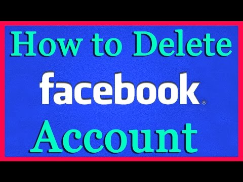 How to Permanently Delete Your Facebook Account | How to Deactivate Your Facebook Account