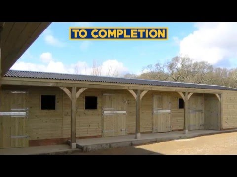 Our Bespoke Stables