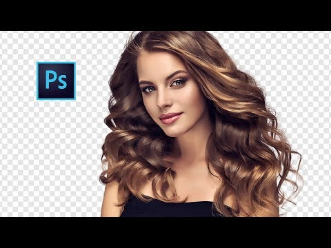Advanced Way to Cut Out Hair in Photoshop