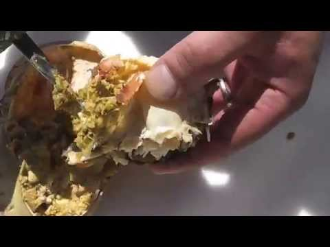 Passionate About Fish - How to prepare a Brown Crab