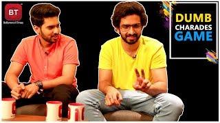 Amaal Mallik & Armaan Malik Played Fun-Filled Dumb-Charades With Devansh Patel