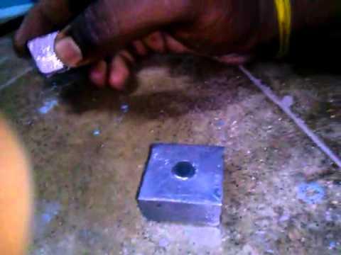 Magnetic shield made in India (Mumbai)