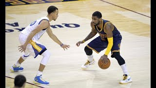 Kyrie Irving Top 5 Crossovers on Stephen Curry