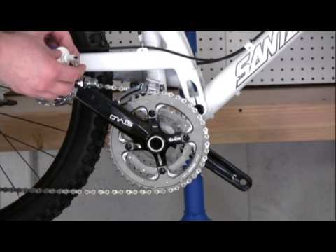 How to install bicycle pedals