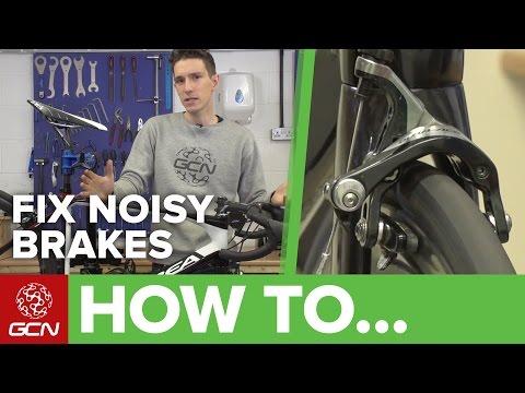 How To Fix Noisy Brakes | Road Bike Maintenance