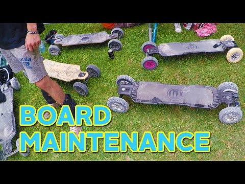 Evolve Skateboard Maintenance Tips - Evolve Weekly Ep. 27