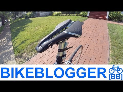 Favorite Bicycle Saddle? Commuting Bike Blogger