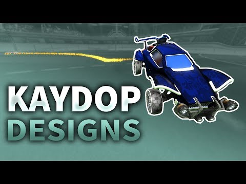 KAYDOP CAR COLORS AND DESIGNS - Pro Player Designs