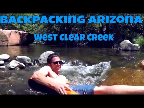 Backpacking Arizona: West Clear Creek