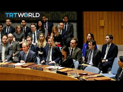 UN vote on Jerusalem
