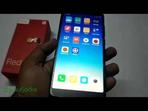 Redmi 5 How to use 2 sim and 1 memory card