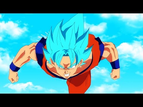 Animation Tutorial  - Goku - Flying, Teleporting, and Lasers