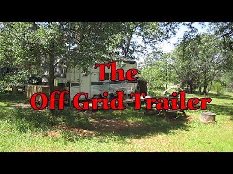 Soler Power Series - Off Grid Trailer