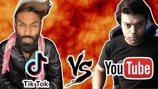 YOUTUBE VS TIK TOK | THIS IS WAR !!!