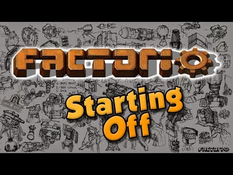 GETTING STARTED! ep 1. Factorio 0.16 Let's Play - modded