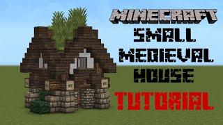 Minecraft Tutorial Medieval Castle Barn