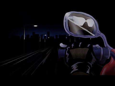 Major Lazer - Night Riders (feat. Travi$ Scott, 2 Chainz, Pusha T, & Mad Cobra) (Lyric Video)