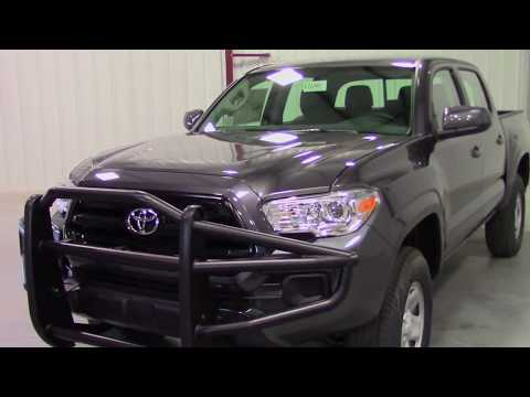 Luverne Truck Equipment with Baja Guard on Toyota Tacoma